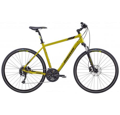 Wheeler Cross 6.3 Man  - Tour Fitness Sport Light Bike