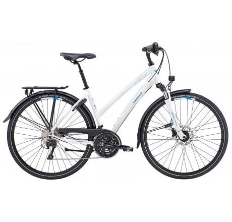 Wheeler Ecorider Premium Lady white - City Trekking Classic Bike
