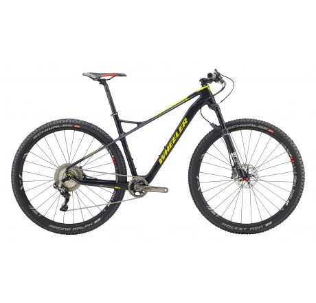"Wheeler Eagle Team - 29"" Hardtail Mountainbike"