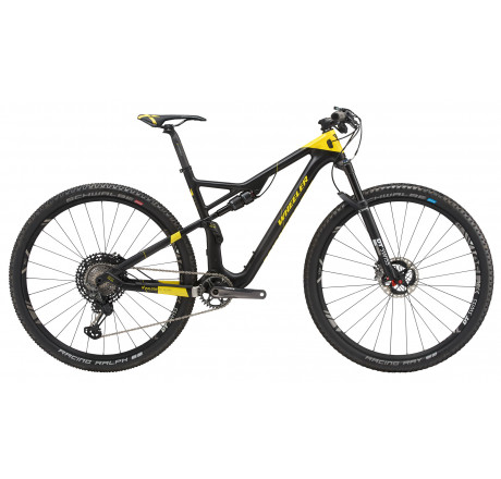 Mountainbike MTB Fullsuspension WHEELER Falcon RC Team