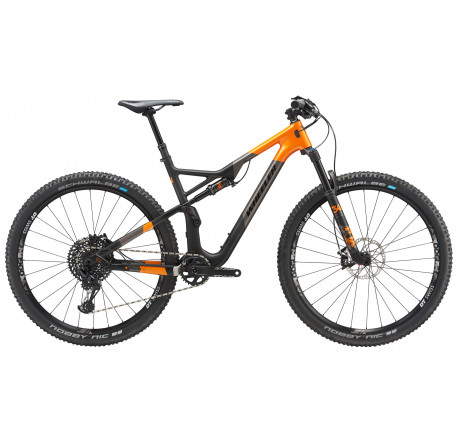 Mountainbike MTB Fullsuspension WHEELER Falcon SE