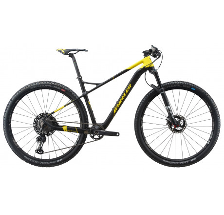 Mountainbike MTB Hardtail WHEELER Eagle Team