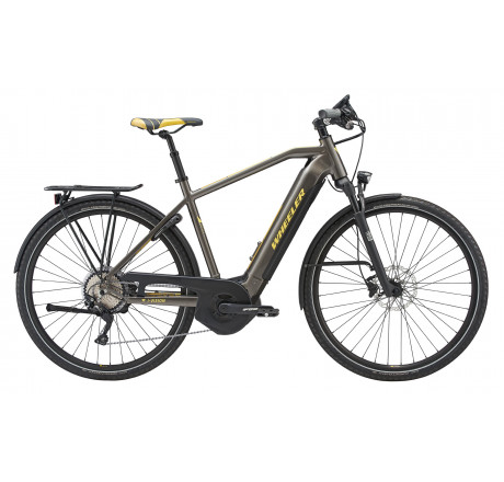 E-Bike Elektrobike WHEELER i-Vision Man C