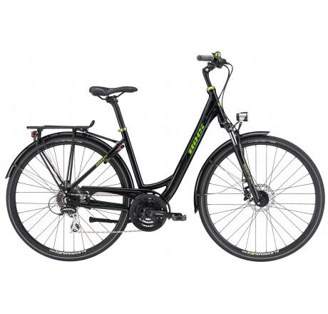 BiXS Campus 4 Lady DI silver - City Tour Bike