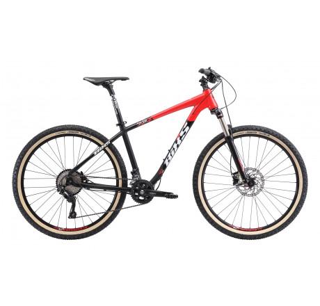 """BiXS Splash 100 red - 27.5"""" Hardtail Mountainbike"""