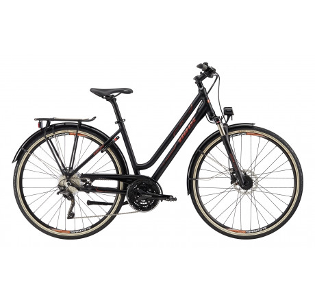 BiXS Campus 1 Lady Wiege - City Trekkingbike