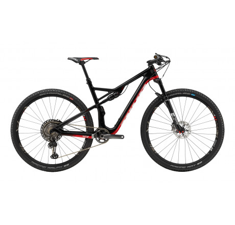 Mountainbike MTB Fullsuspension BiXS PACE TEAM