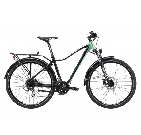 Mountainbike MTB Hardtail BiXS MARIPOSA 400 EQ - DAMENBIKE