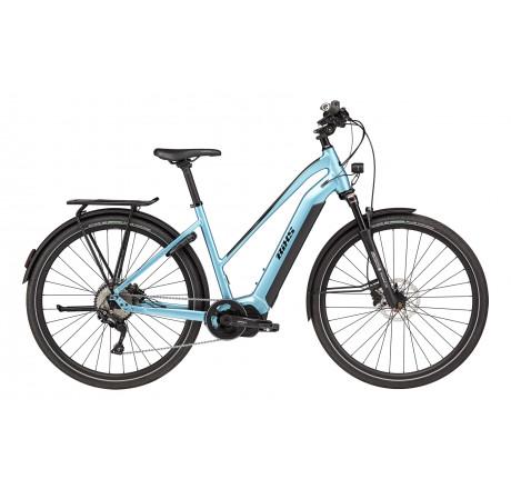 E-Bike Elektrobike BiXS Campus E10 GOR blue