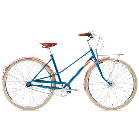 Creme Caferacer Lady Doppio pacific 7 speed