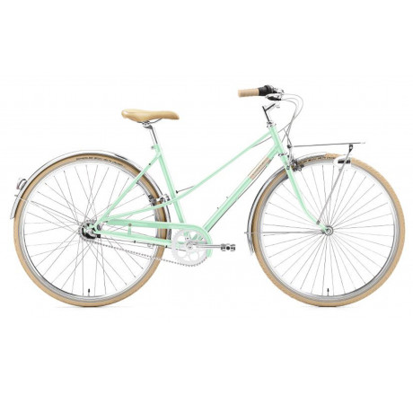 Creme Caferacer Lady Uno pista 3 speed