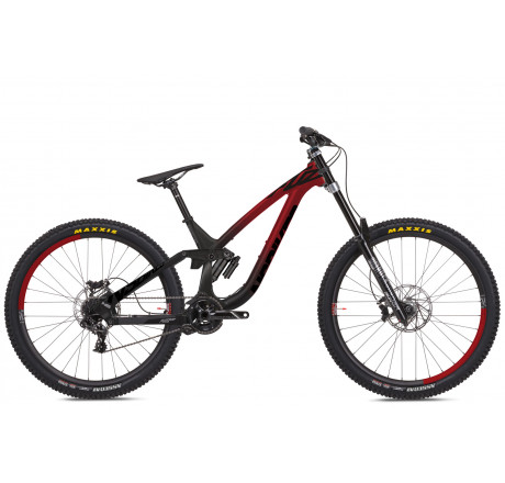 NS Bikes Fuzz 29 1 black/red - Downhill- Freedride- Dirtbike