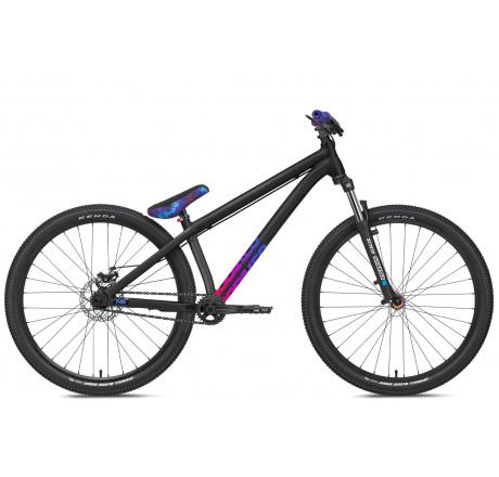 NS BIKES Zircus black - Downhill- Freedride- Dirtbike