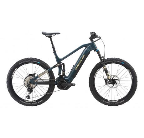 E-Bike Elektrobike Wheeler i-RISER LTD