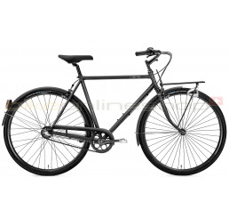 Creme Caferacer Man Solo all black 7 speed