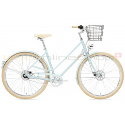 Creme EVE 7 light blue 7 Speed Dynamo