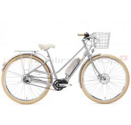 Creme EVE'E 7 Belt silver mist 7Sp. - E-Bike - Elektrofahrrad