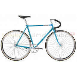 Creme Vinyl Doppio cosmic blue 2 speed