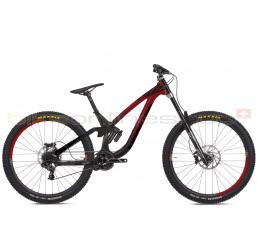 NS Bikes Fuzz 29 1 black/red - Downhill- Freedride- Dirtbike