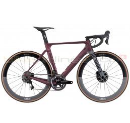 Rondo HVRT CF Zero burgundy - Gravelbike