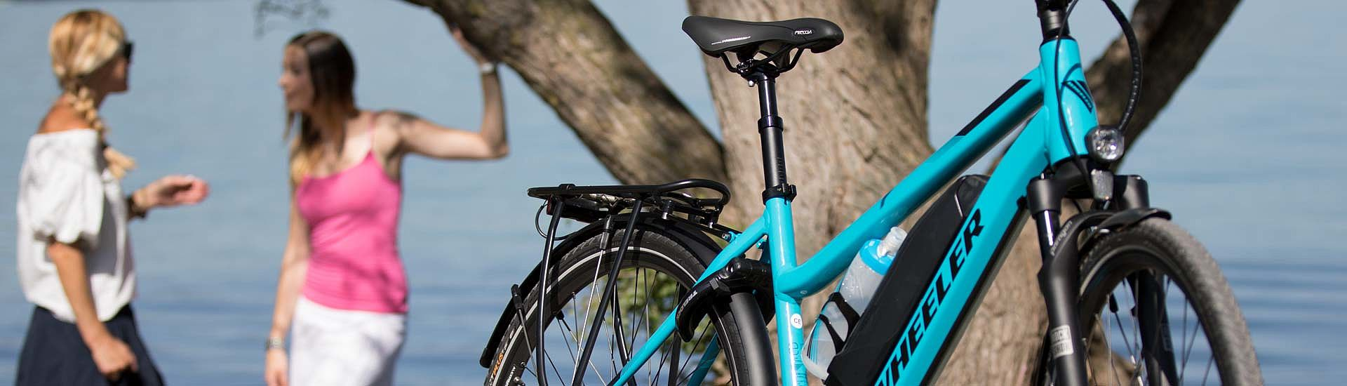 20% - 40% auf E-Bikes!